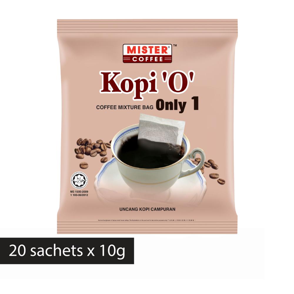 Mister Coffee Kopi O Special Blend