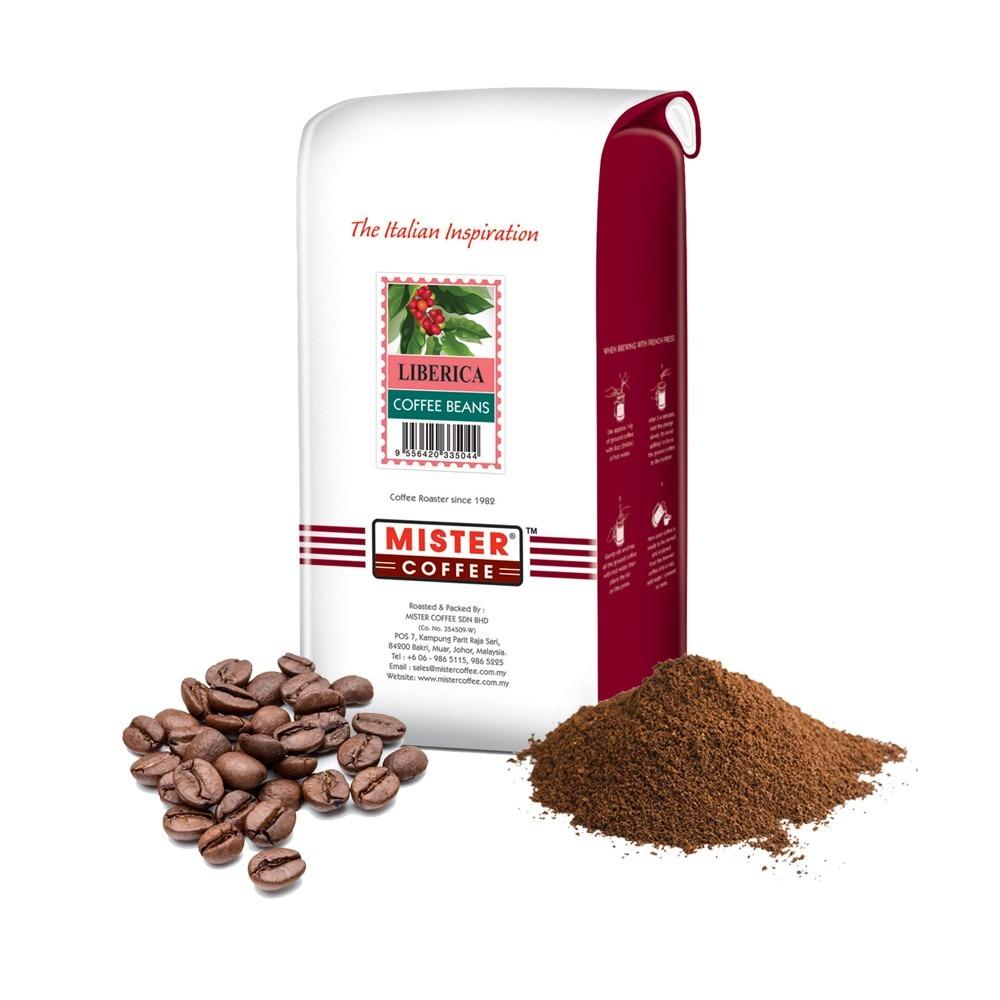 [Mister Coffee] Coffee Beans / Ground Coffee - Liberica (500g)