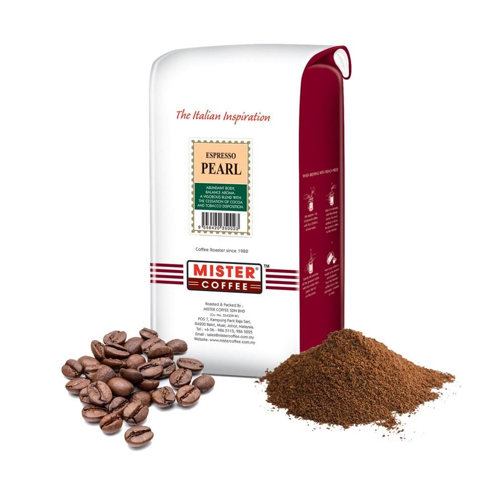 Mister Coffee Espresso Pearl