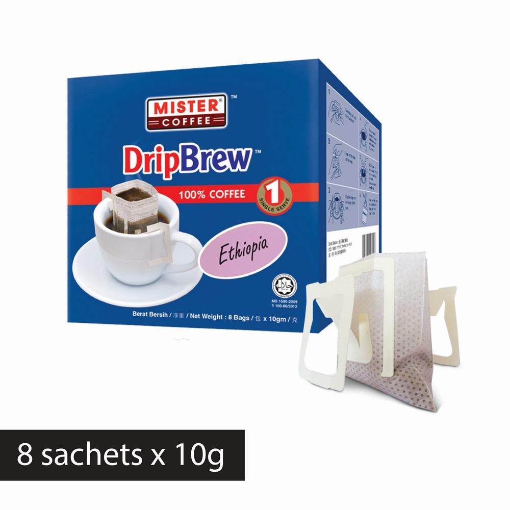 [Mister Coffee] DripBrew™️ Ethiopia (8 sachets)