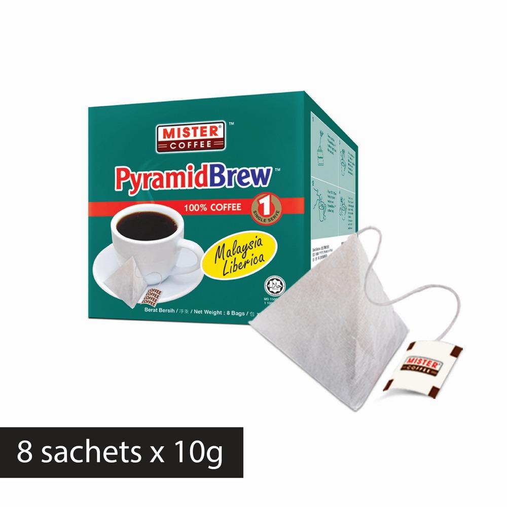 [Mister Coffee] DripBrew™️ Malaysia Liberica (8 sachets)