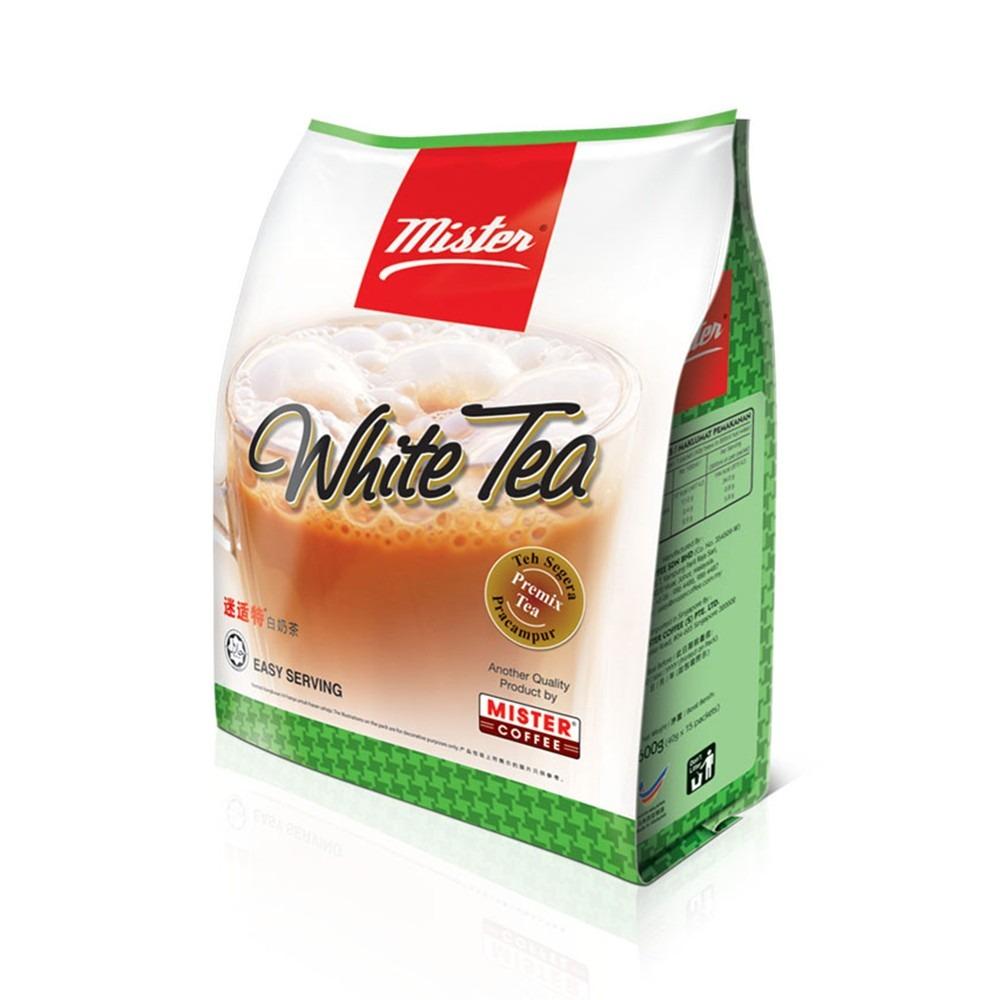 [Mister Coffee] White Tea (15 sachets)