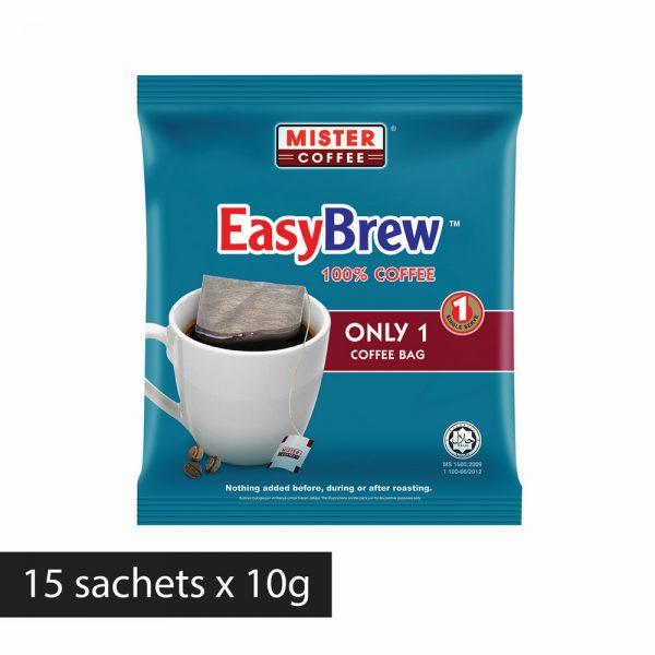 Mister Coffee EasyBrew Premium Arabica
