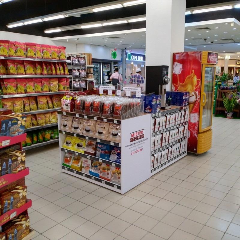 Mister Coffee Putrajaya Cold Storage Alamanda Putrajay