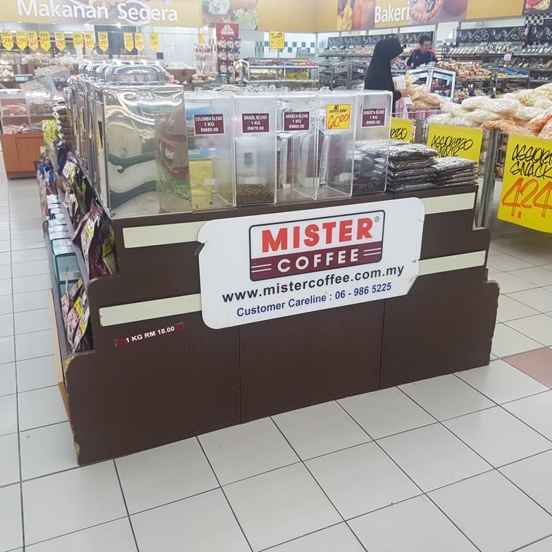 Mister Coffee KL Selangor Bukit Tinggi Klang