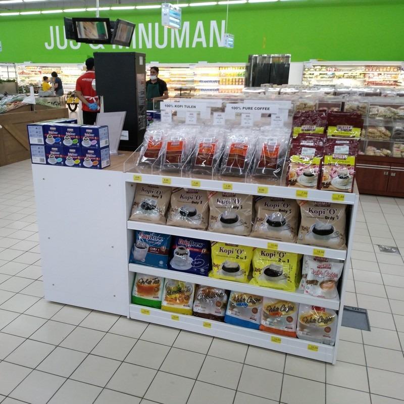 Mister Coffee KL Selangor Sunway Giant Kota Damansara