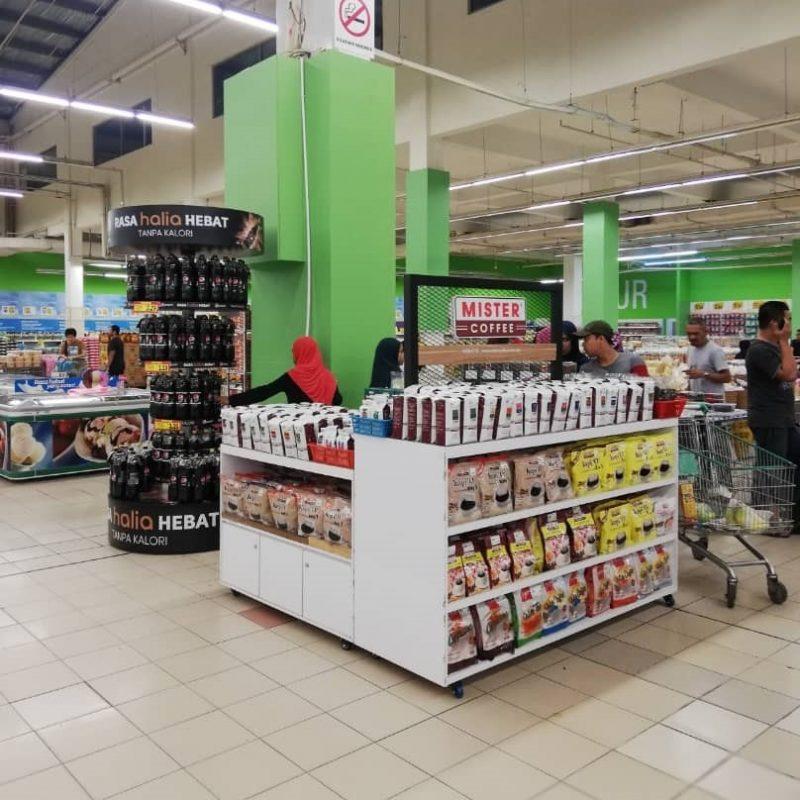 Mister Coffee KL Selangor Giant Shah Alam