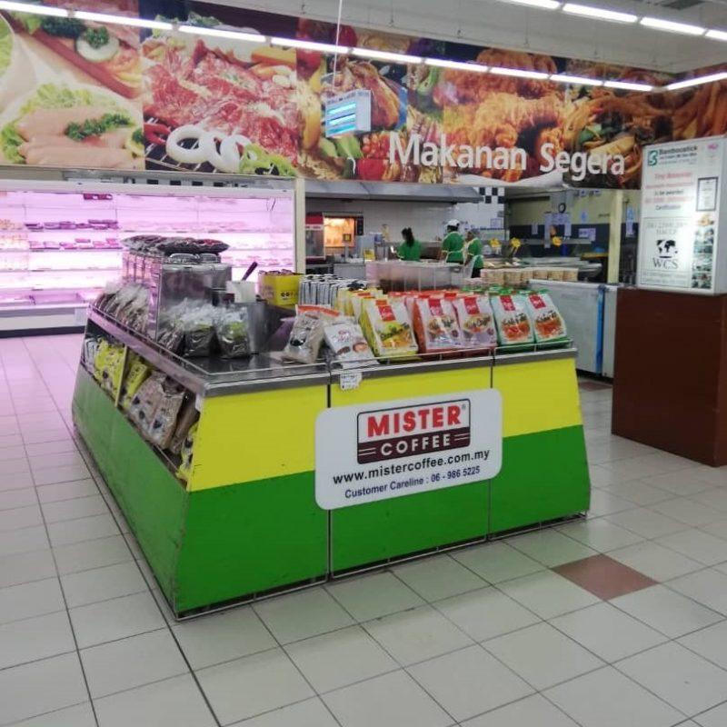 Mister Coffee JB Johor Giant Hypermarket Tampoi