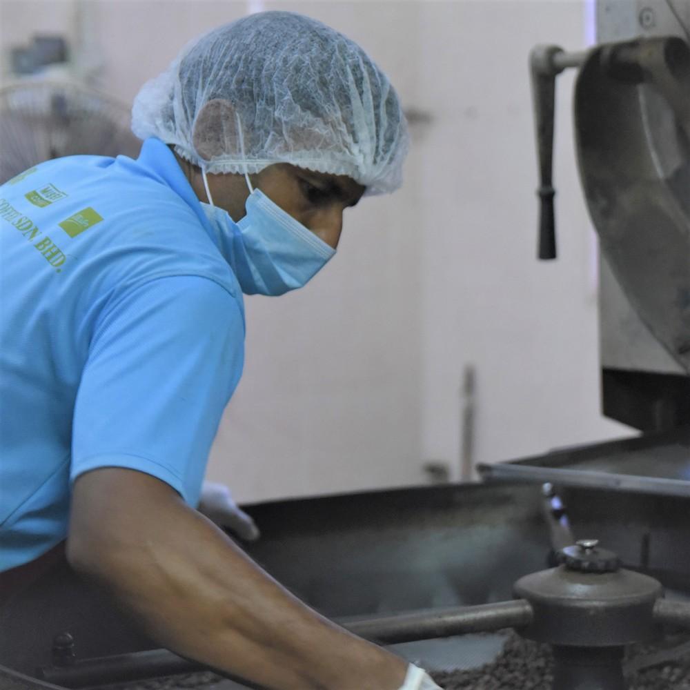 Coffee Roasting coffee bean supplier
