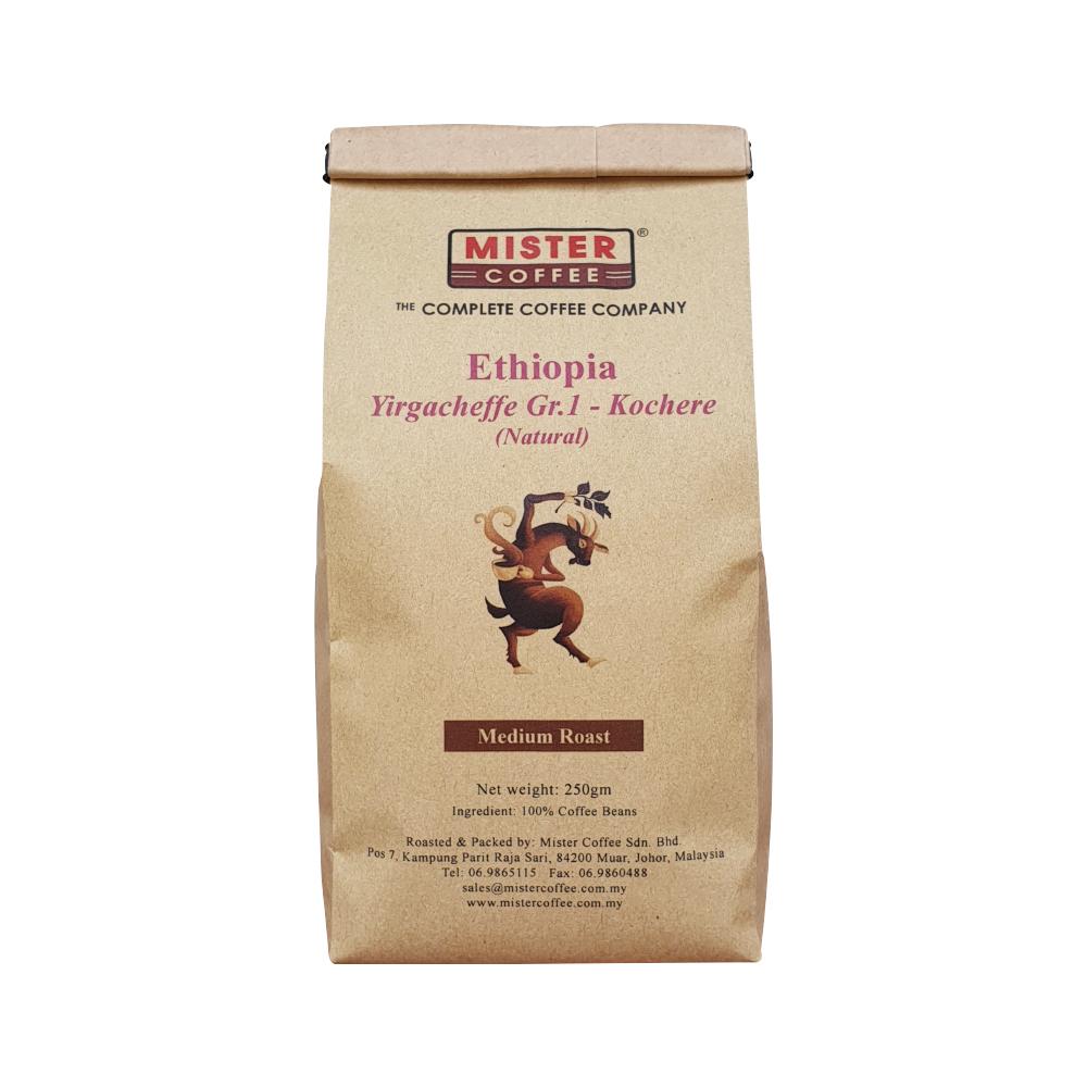 Ethiopia Yirgacheffe Grade1 Kochere