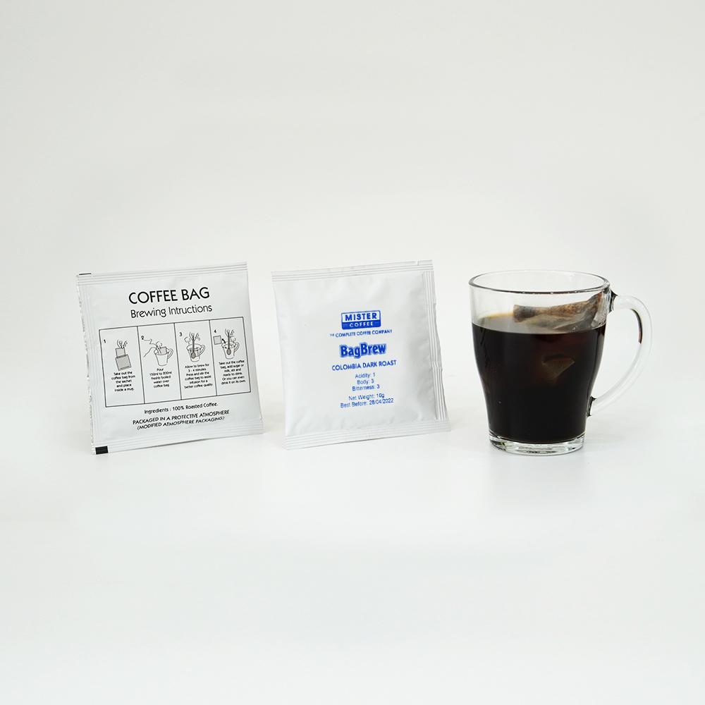 Bagbrew Colombia Dark Roast i