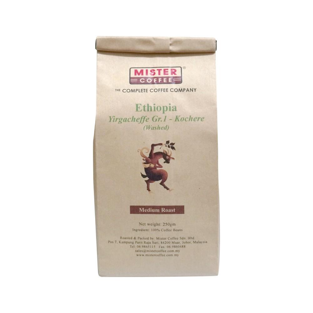 Ethiopia Yirgacheffe Gr.1 Kochere (washed)