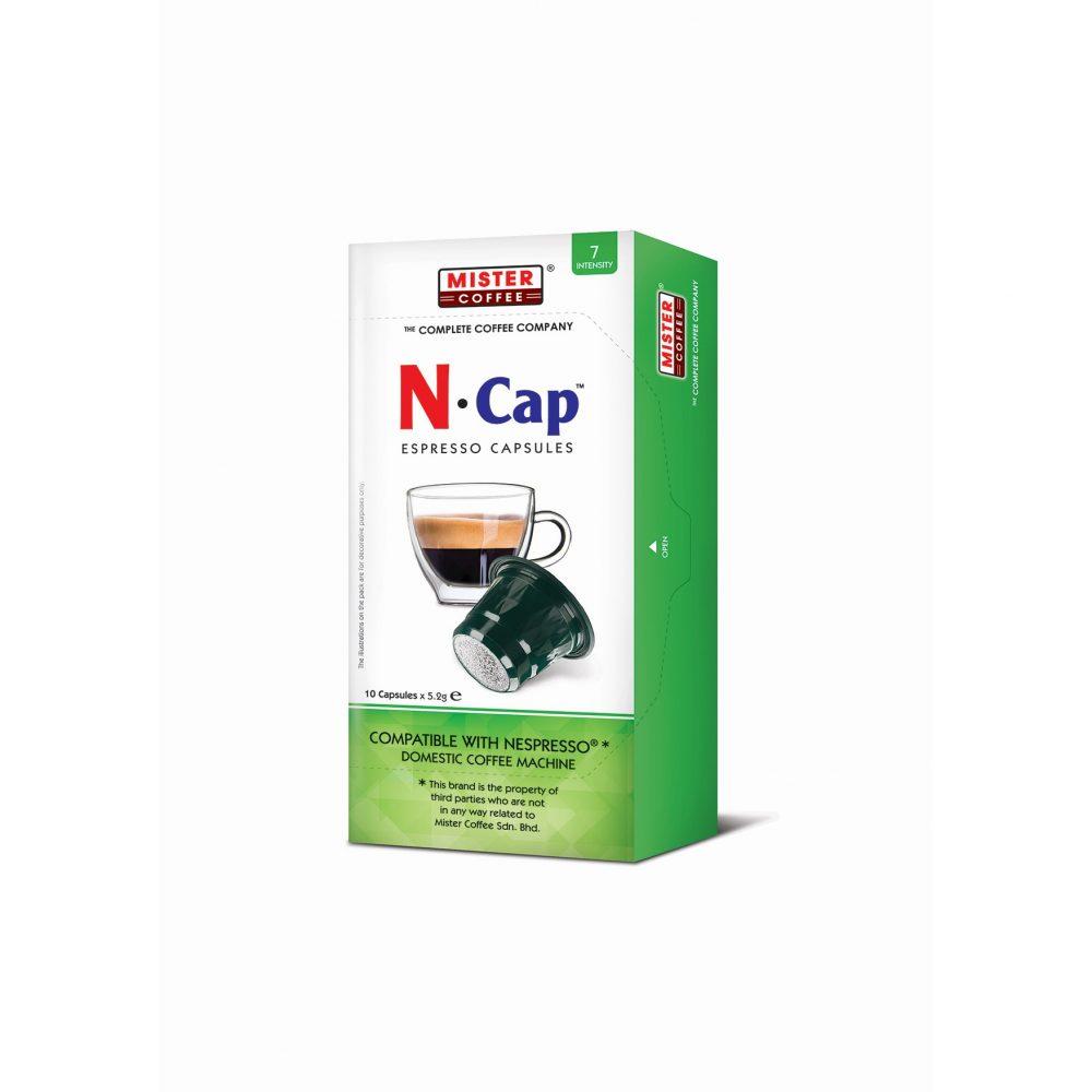 N CAP Decaf