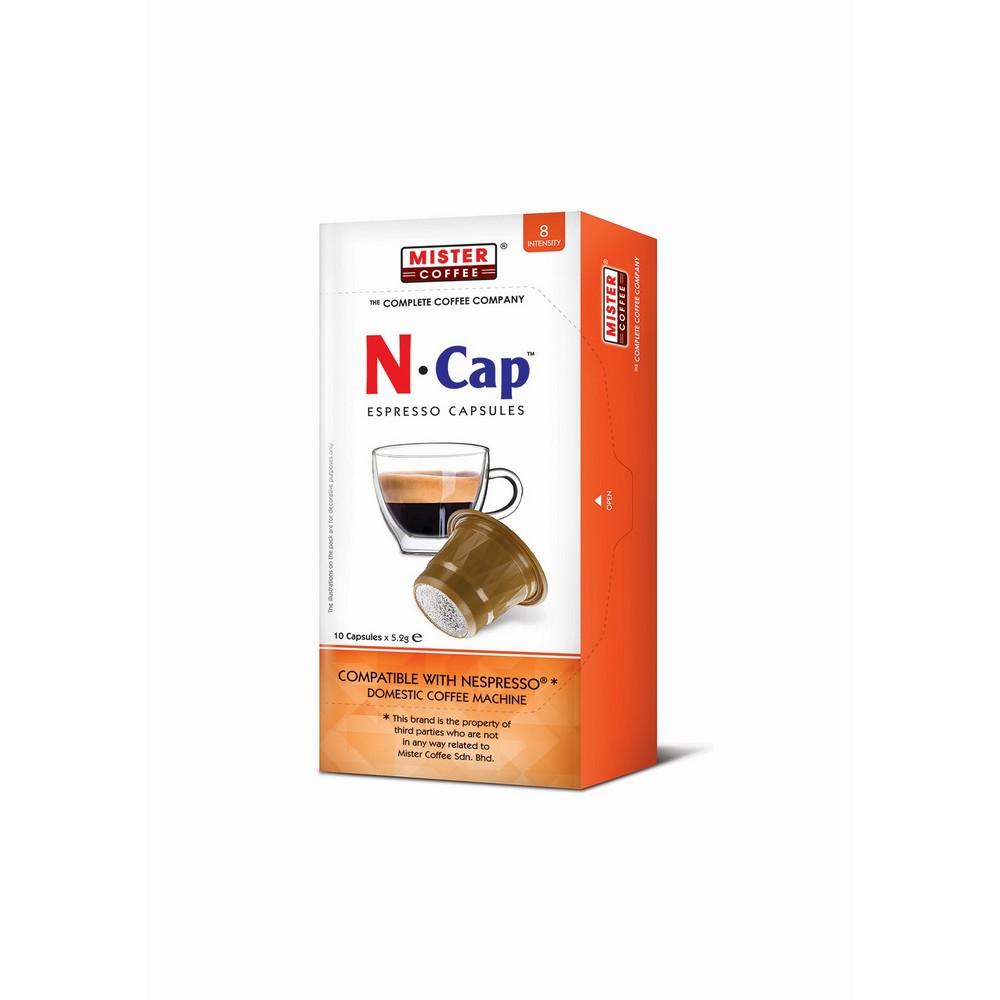 N CAP Gold BOX 3D (L)