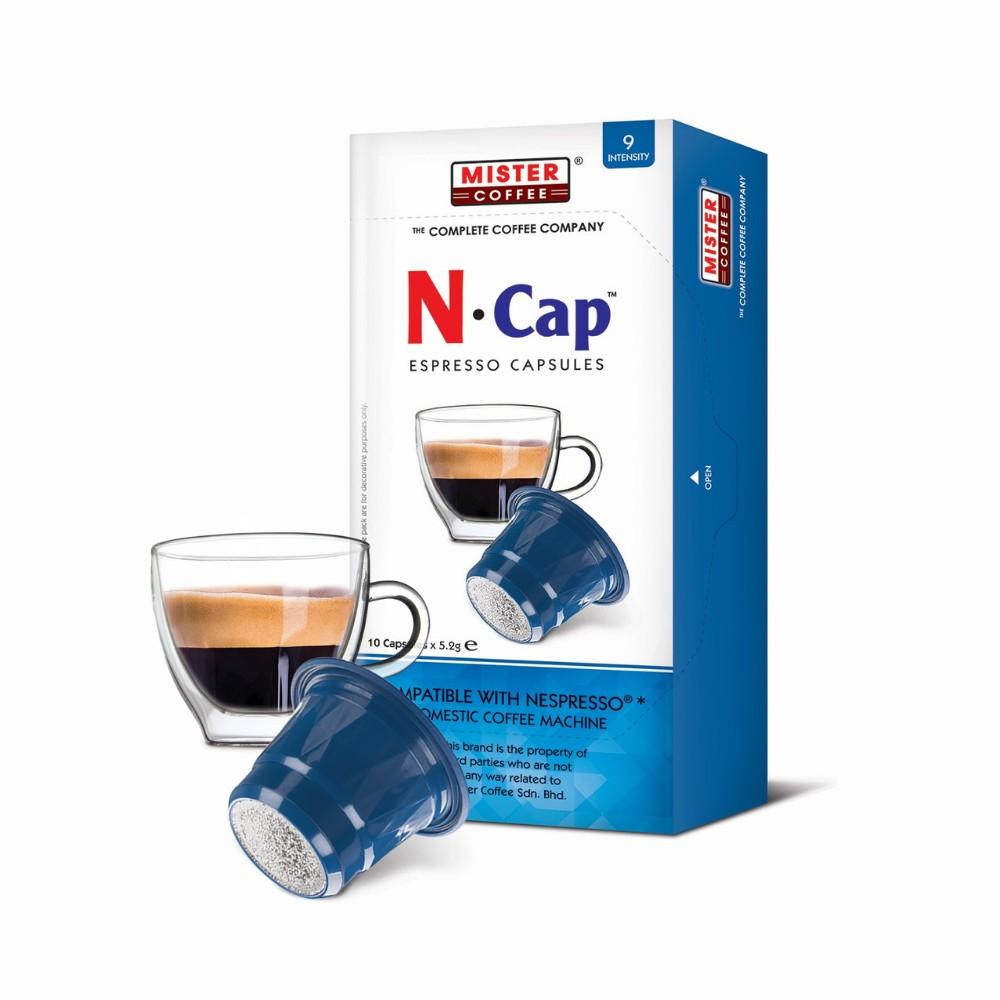 Nespresso Compatible N Cap Bar