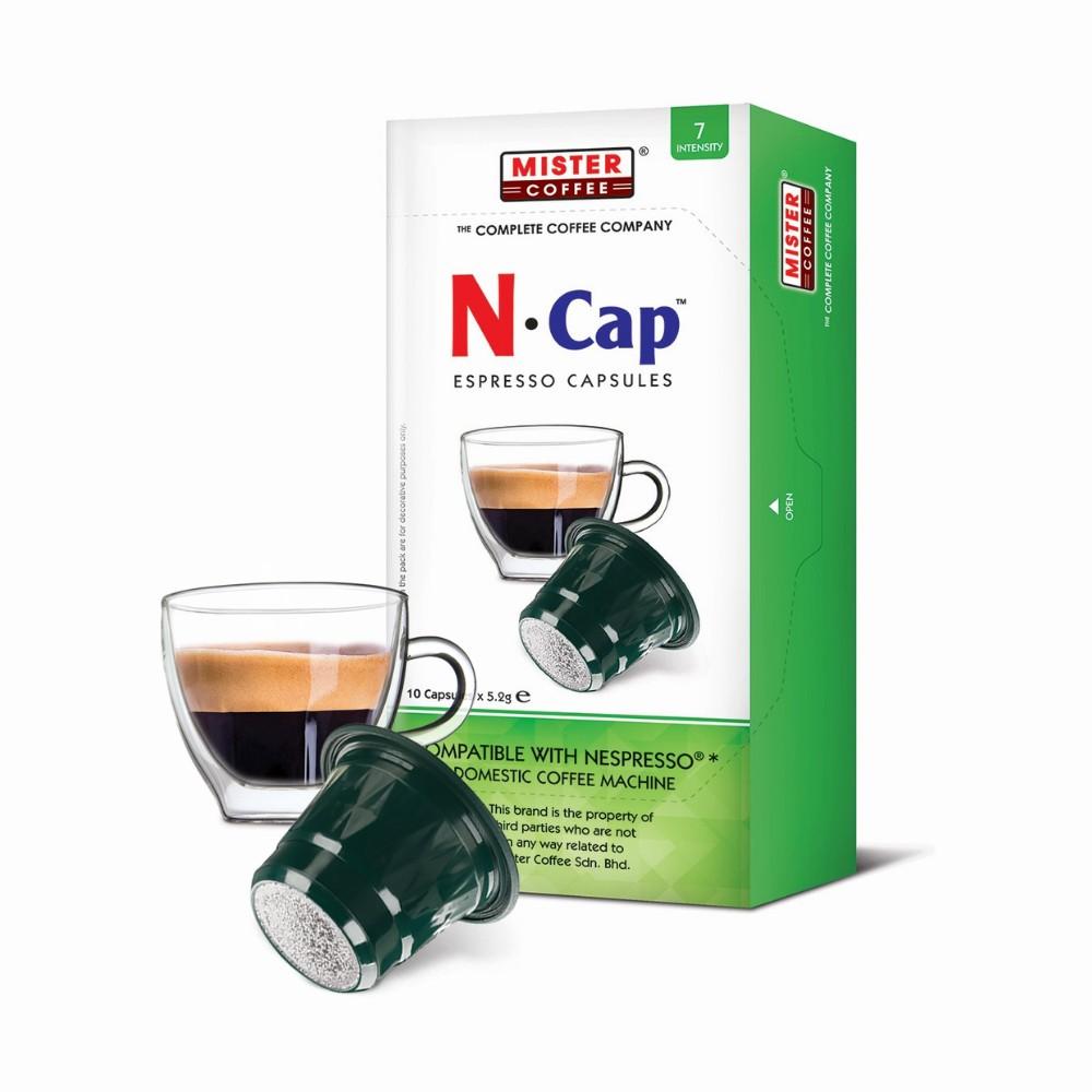 Nespresso Compatible N Cap Decaf
