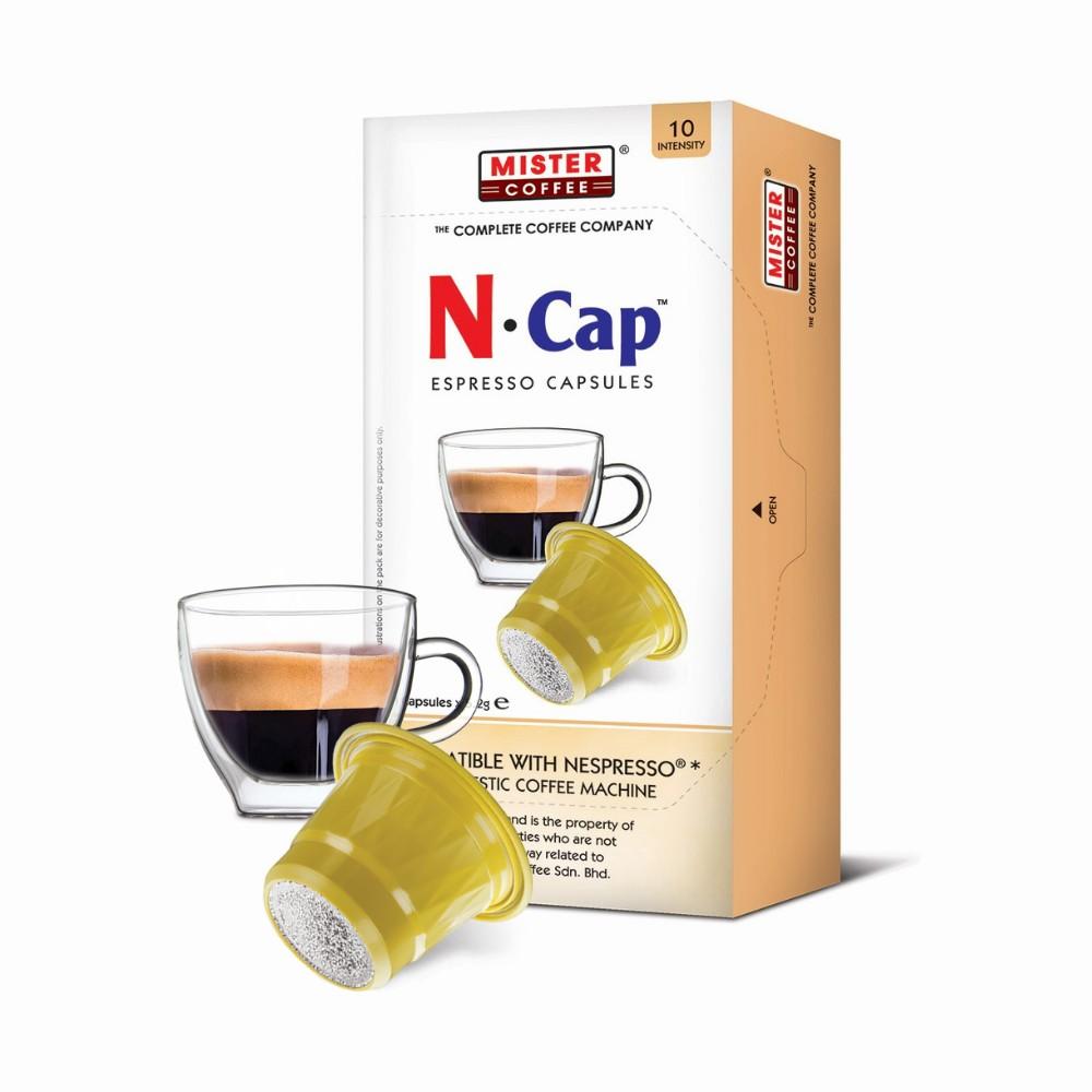 Nespresso Compatible N Cap Pearl