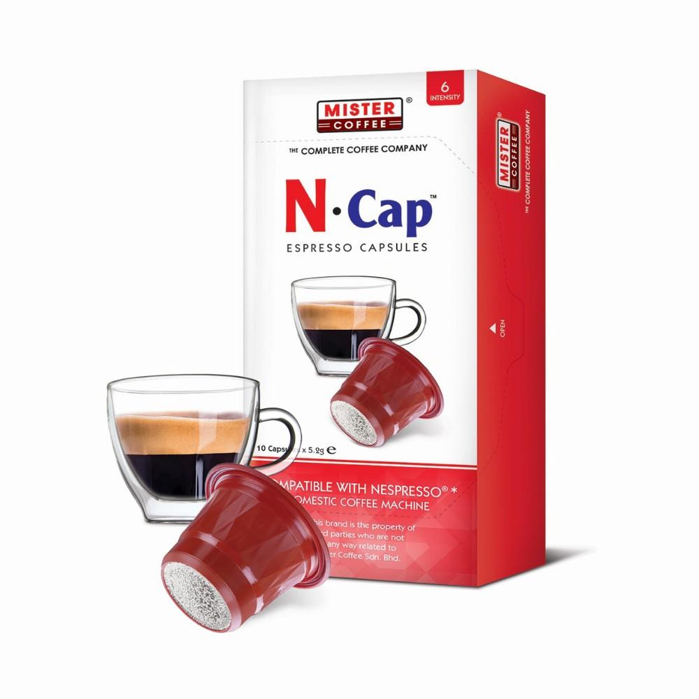 N Cap Super Bar Nespresso Compatible